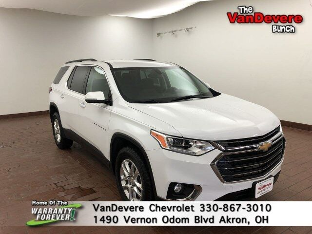 2019 Chevrolet Traverse LT Akron OH