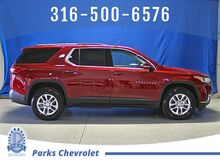 2019_Chevrolet_Traverse_LT_ Wichita KS