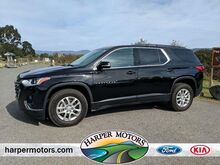 2019_Chevrolet_Traverse_LT Cloth_ Eureka CA