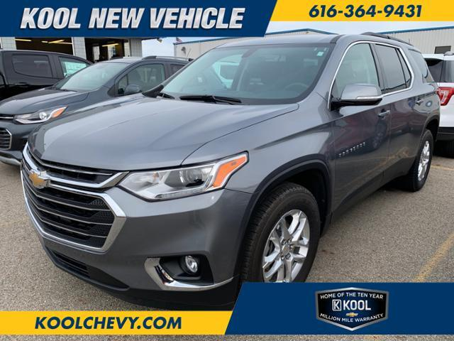 2019 Chevrolet Traverse LT Cloth Grand Rapids MI