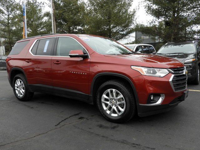 2019 Chevrolet Traverse LT Cloth Hamburg PA