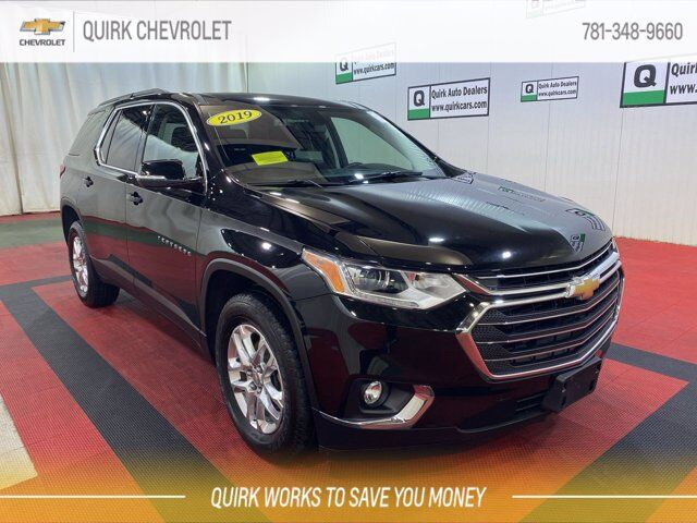 2019 Chevrolet Traverse LT Cloth Braintree MA