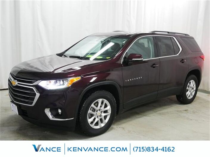 2019 Chevrolet Traverse LT Cloth w/1LT Eau Claire WI