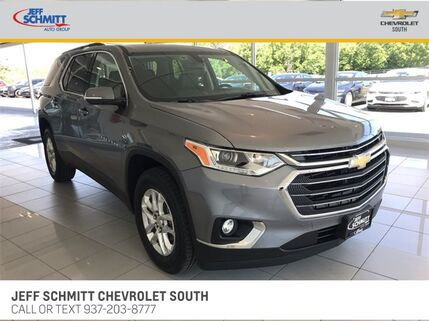 2019_Chevrolet_Traverse_LT Leather_ Dayton area OH