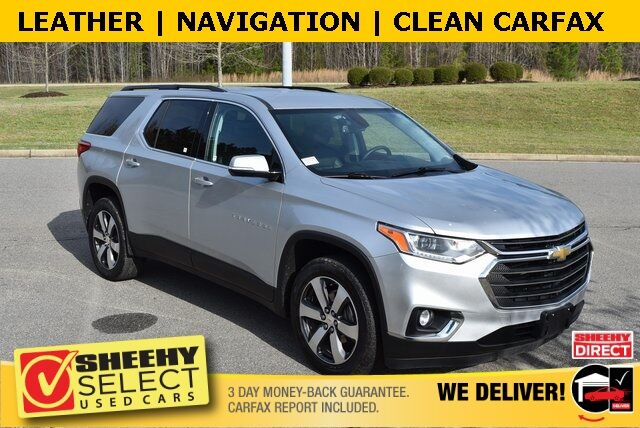 2019 Chevrolet Traverse LT Leather Ashland VA
