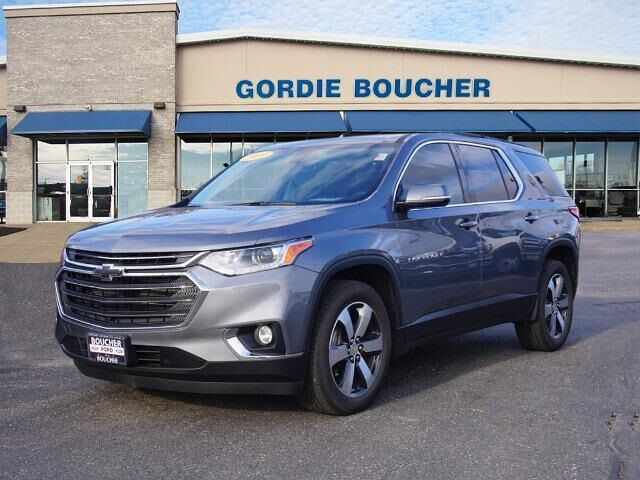 2019 Chevrolet Traverse LT Leather Janesville WI