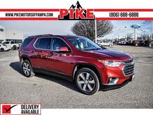 2019_Chevrolet_Traverse_LT Leather_ Pampa TX