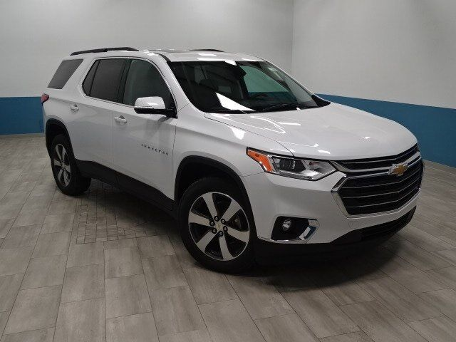 2019 Chevrolet Traverse LT Leather Plymouth WI