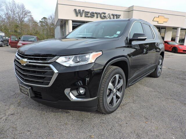 2019 Chevrolet Traverse LT Leather Raleigh NC