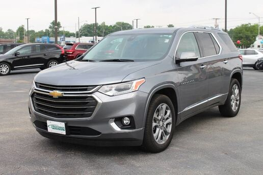 2019 Chevrolet Traverse Premier Fort Wayne Auburn and Kendallville IN