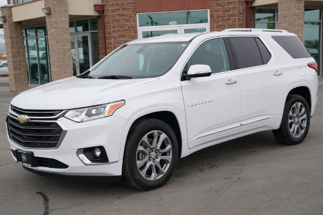 2019 Chevrolet Traverse Premier Huntington UT