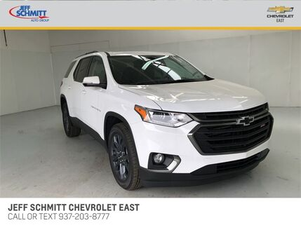 2019_Chevrolet_Traverse_RS_ Dayton area OH