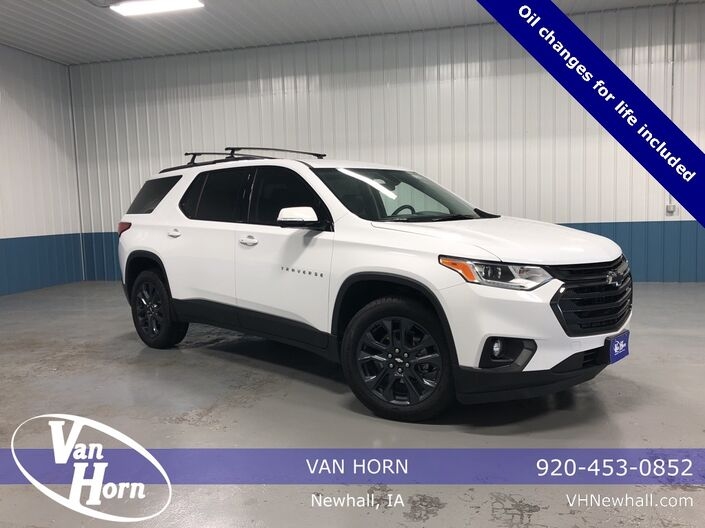 Used Chevy Traverse >> Used Chevrolet Traverse In Wisconsin And Iowa