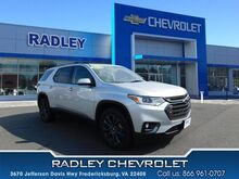 2019_Chevrolet_Traverse_RS_ Northern VA DC