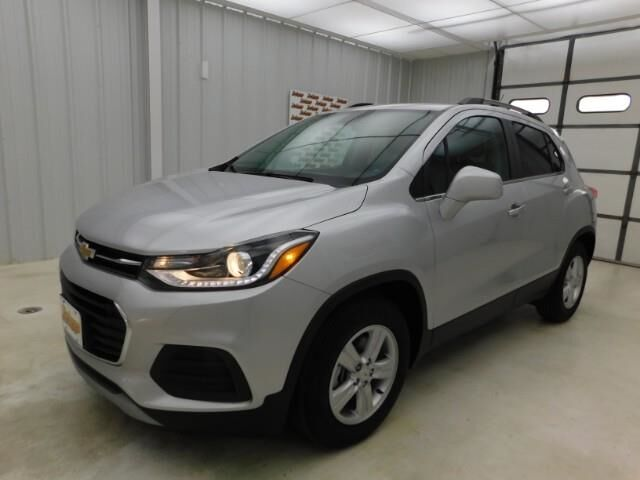 2019 Chevrolet Trax FWD 4dr LT Manhattan KS