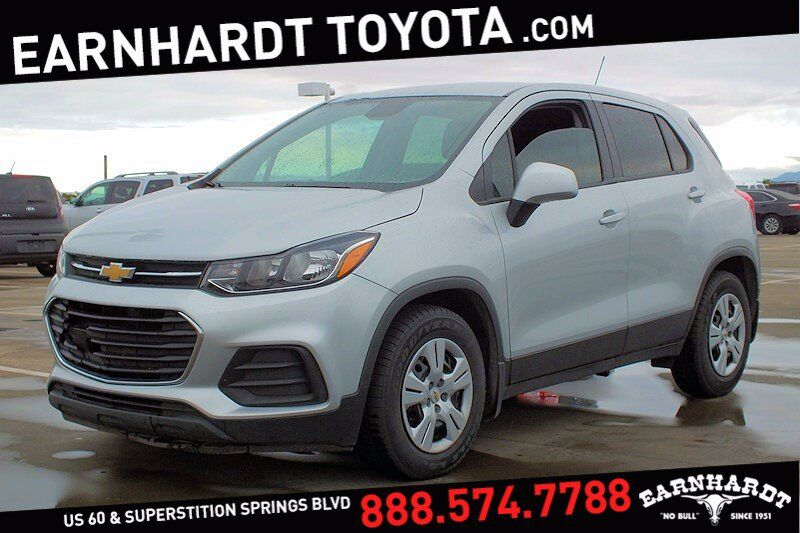 Used 2019 Chevrolet Trax Ls 1 Owner In Mesa Az