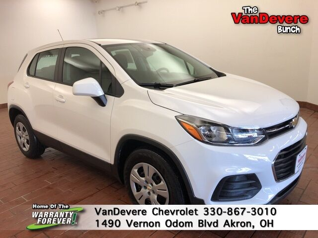 2019 Chevrolet Trax LS Akron OH