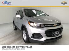 2019_Chevrolet_Trax_LS_ Fairborn OH