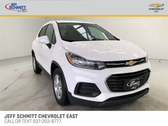 New Chevrolet Trax Fairborn Oh