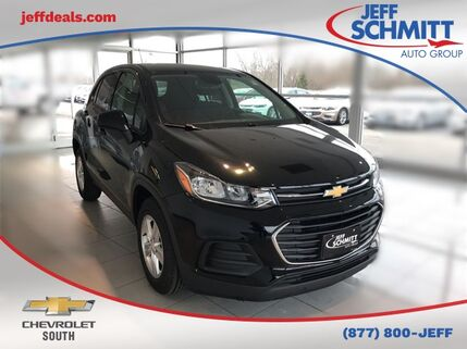 2019_Chevrolet_Trax_LS_ Dayton area OH