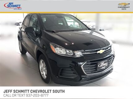 2019_Chevrolet_Trax_LS_ Dayton area OH
