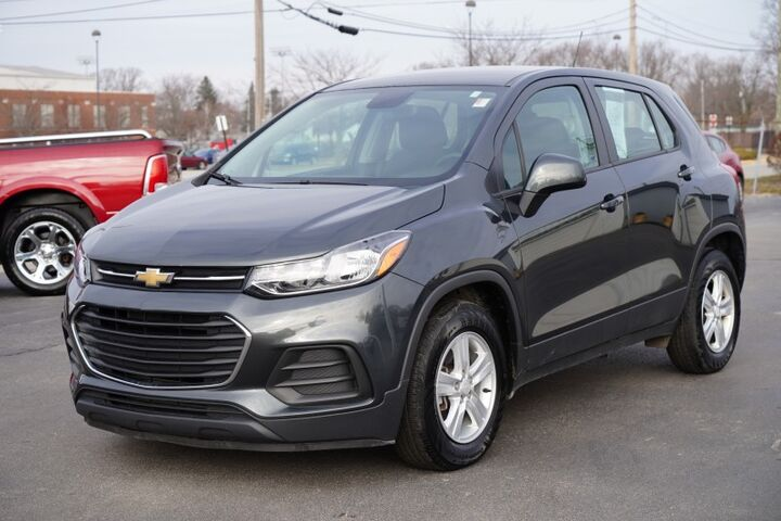 2019 Chevrolet Trax LS Fort Wayne Auburn and Kendallville IN