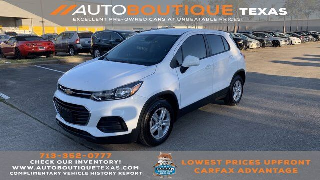 2019 Chevrolet Trax LS Houston TX