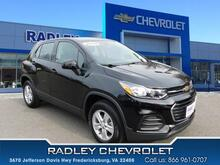 2019_Chevrolet_Trax_LS_ Northern VA DC