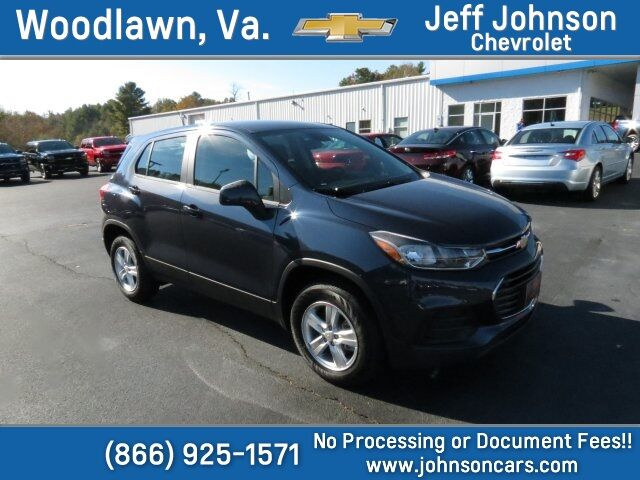 2019 Chevrolet Trax LS Woodlawn VA