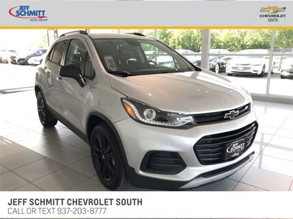 2019_Chevrolet_Trax_LT_ Dayton area OH
