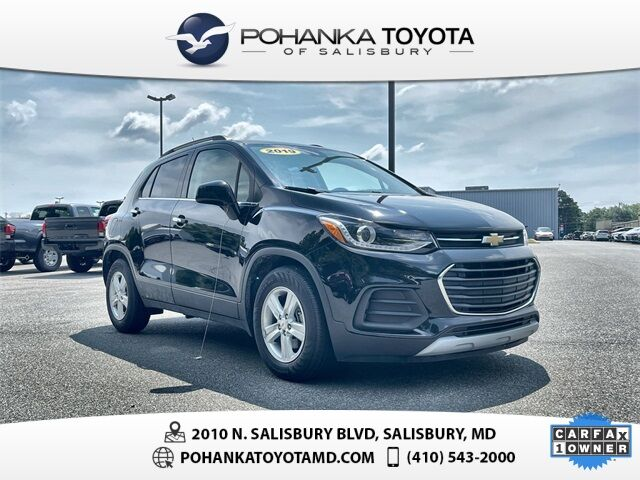 2019 Chevrolet Trax LT Salisbury MD
