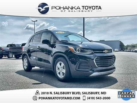 2019_Chevrolet_Trax_LT_ Salisbury MD