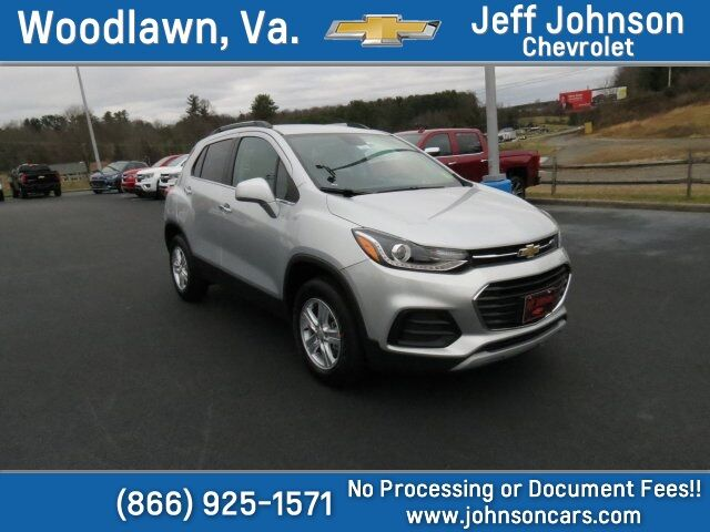 2019 Chevrolet Trax LT Woodlawn VA