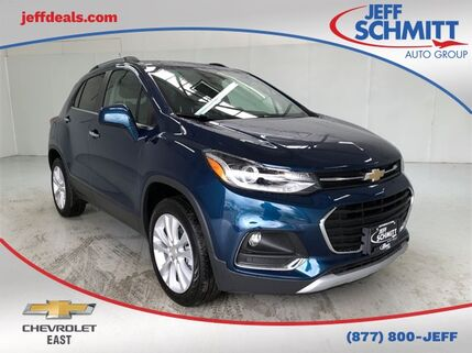 2019_Chevrolet_Trax_Premier_ Dayton area OH
