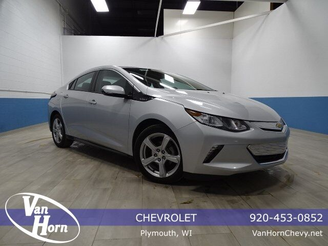 2019 Chevrolet Volt LT Plymouth WI