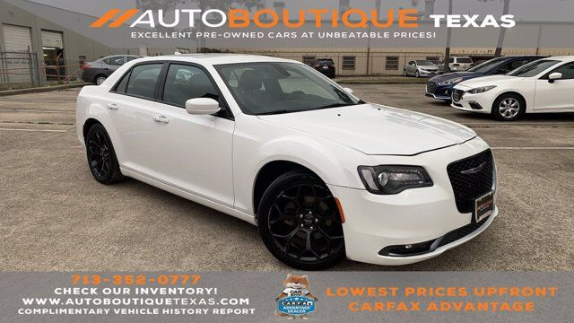 2019 Chrysler 300 300S Houston TX