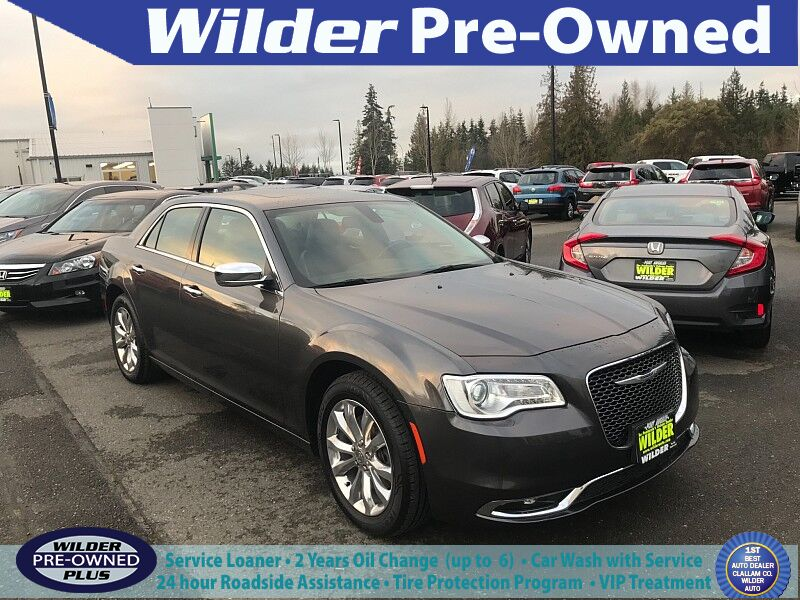 2019 Chrysler 300 4d Sedan AWD Limited Port Angeles WA