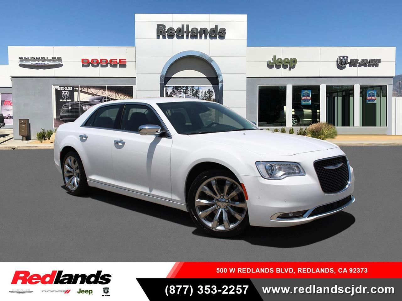 2019 Chrysler 300 LIMITED Redlands CA