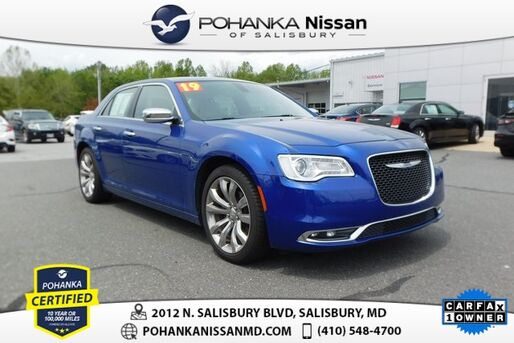2019_Chrysler_300_Limited Pohanka Certified_ Salisbury MD