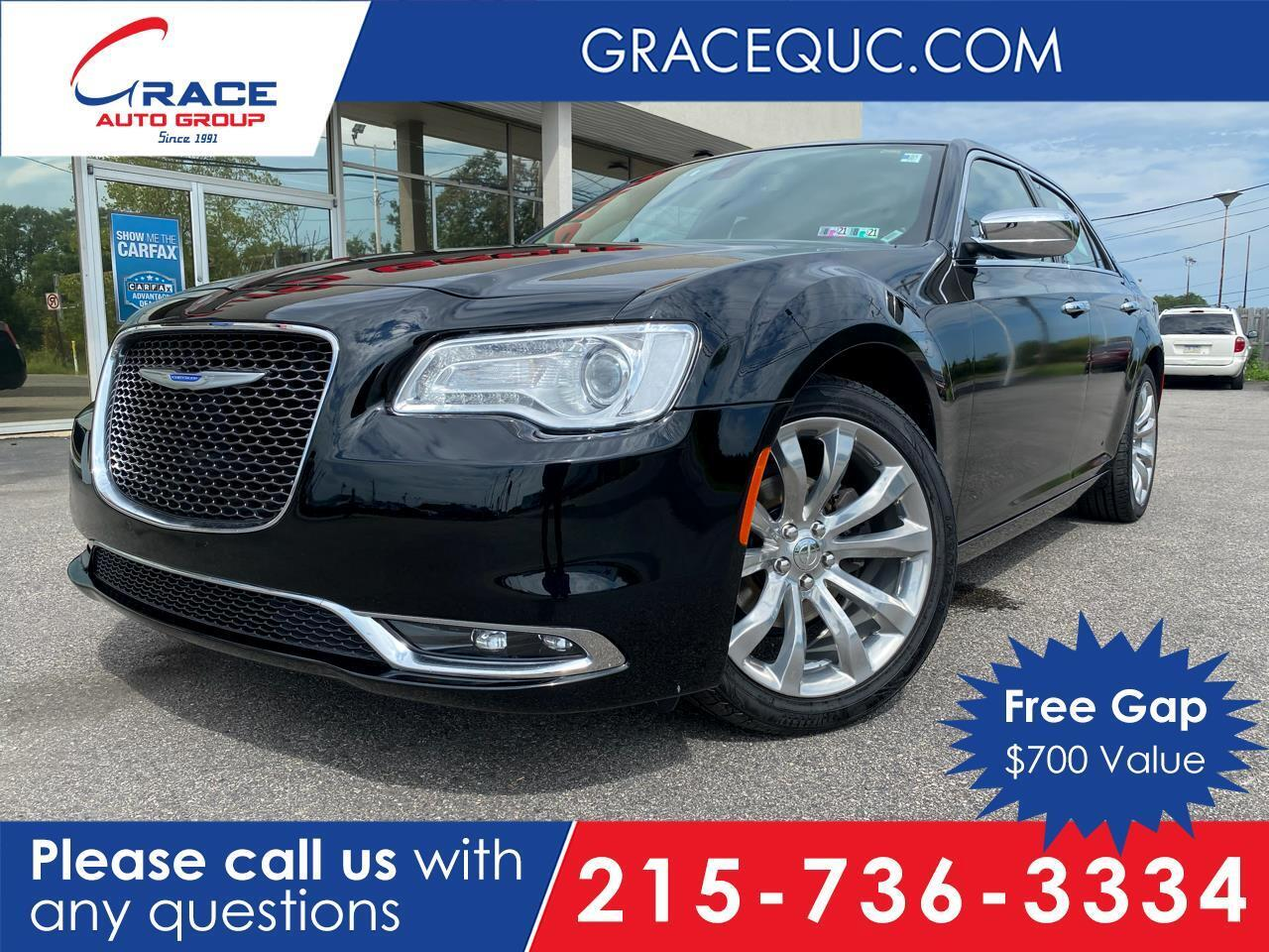 2019 Chrysler 300 Limited RWD Morrisville PA