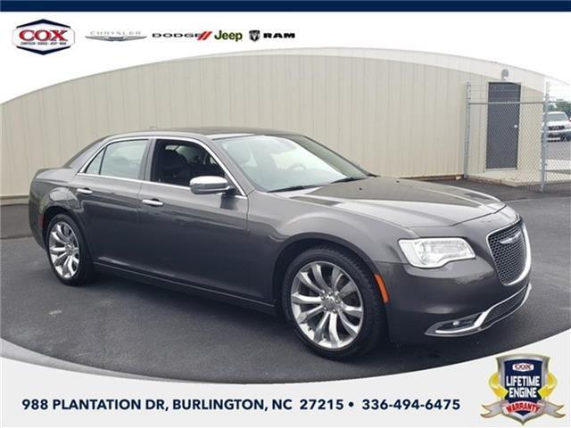 2019 Chrysler 300 Limited Rear-wheel Drive Sedan