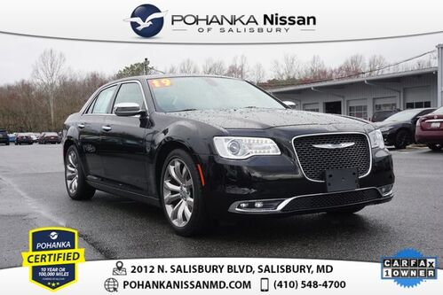 2019_Chrysler_300_Limited_ Salisbury MD