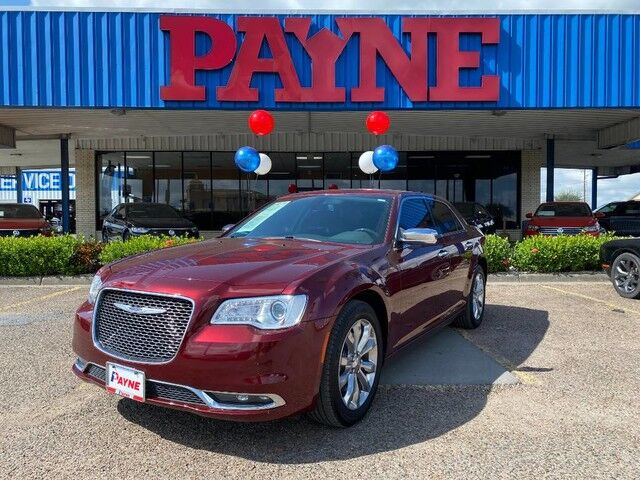 2019 Chrysler 300 Limited Brownsville TX
