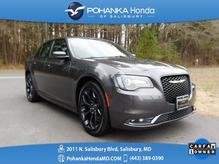 2019_Chrysler_300_S ** Pohanka Certified 10 Year / 100,000  **_ Salisbury MD