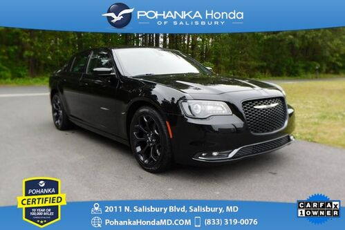 2019_Chrysler_300_S ** Pohanka Certified 10 Year / 100,000  **_ Salisbury MD