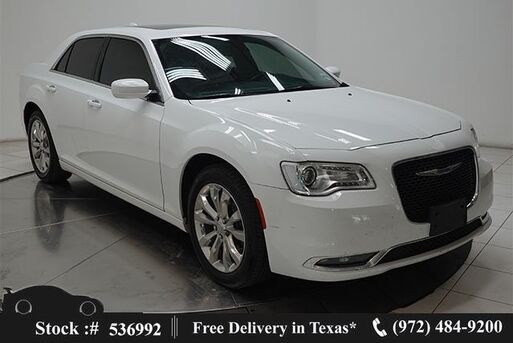 2019_Chrysler_300_Touring NAV,CAM,PANO,HTD STS,19IN WHLS_ Plano TX
