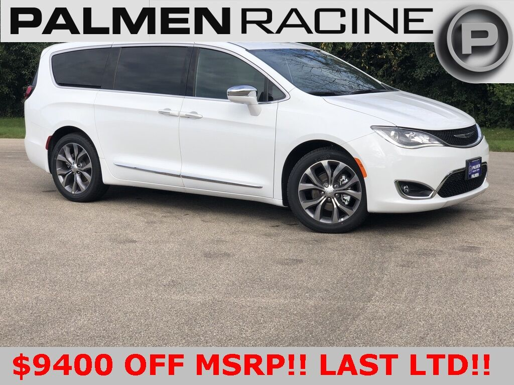 2019 Chrysler Pacifica 35TH ANNIVERSARY LIMITED