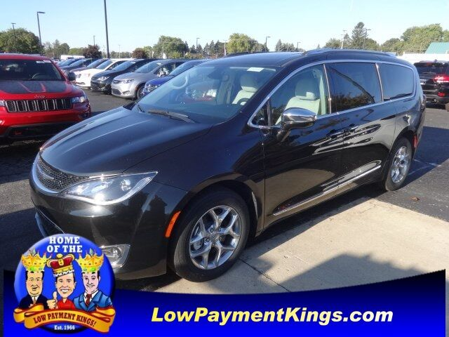 2019 Chrysler Pacifica LIMITED Monroe MI
