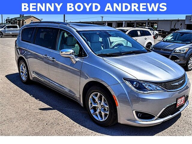 2019 Chrysler Pacifica Limited Andrews TX
