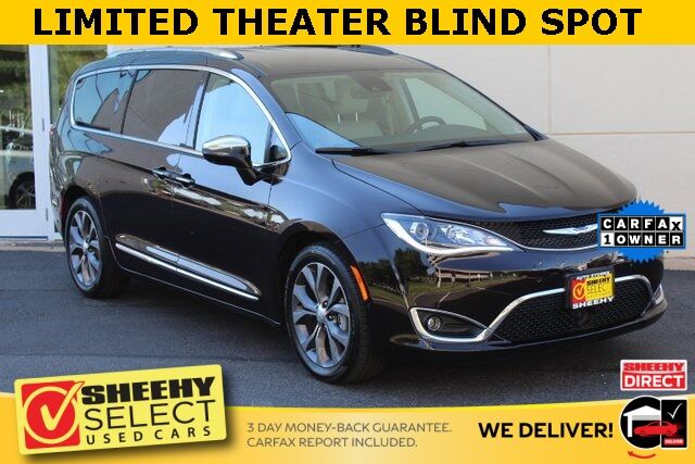2019 Chrysler Pacifica Limited Vienna VA